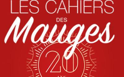 Nos Cahiers, 20 ans déjà !