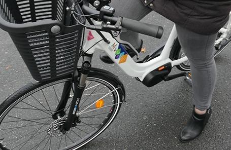 Les vélos électriques Mooj !
