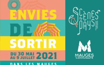 Scènes de Pays – Le programme du 30 mai au 9 juillet est disponible