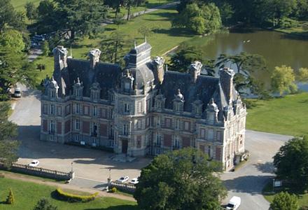 Jeu concours : flashez le château de la Turmelière