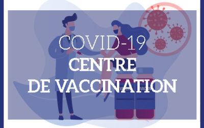 Les infos du Centre de vaccination des Mauges